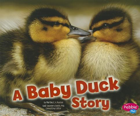 A Baby Duck Story By Rustad, Martha E. H.